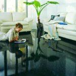 наливной 3д пол фото декор
