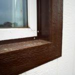 откосы для пластиковых окон варианты фото
