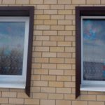 откосы для пластиковых окон наружные