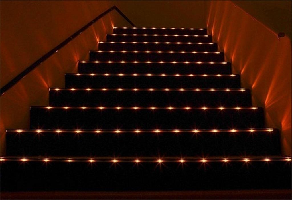 неоновая подсветка