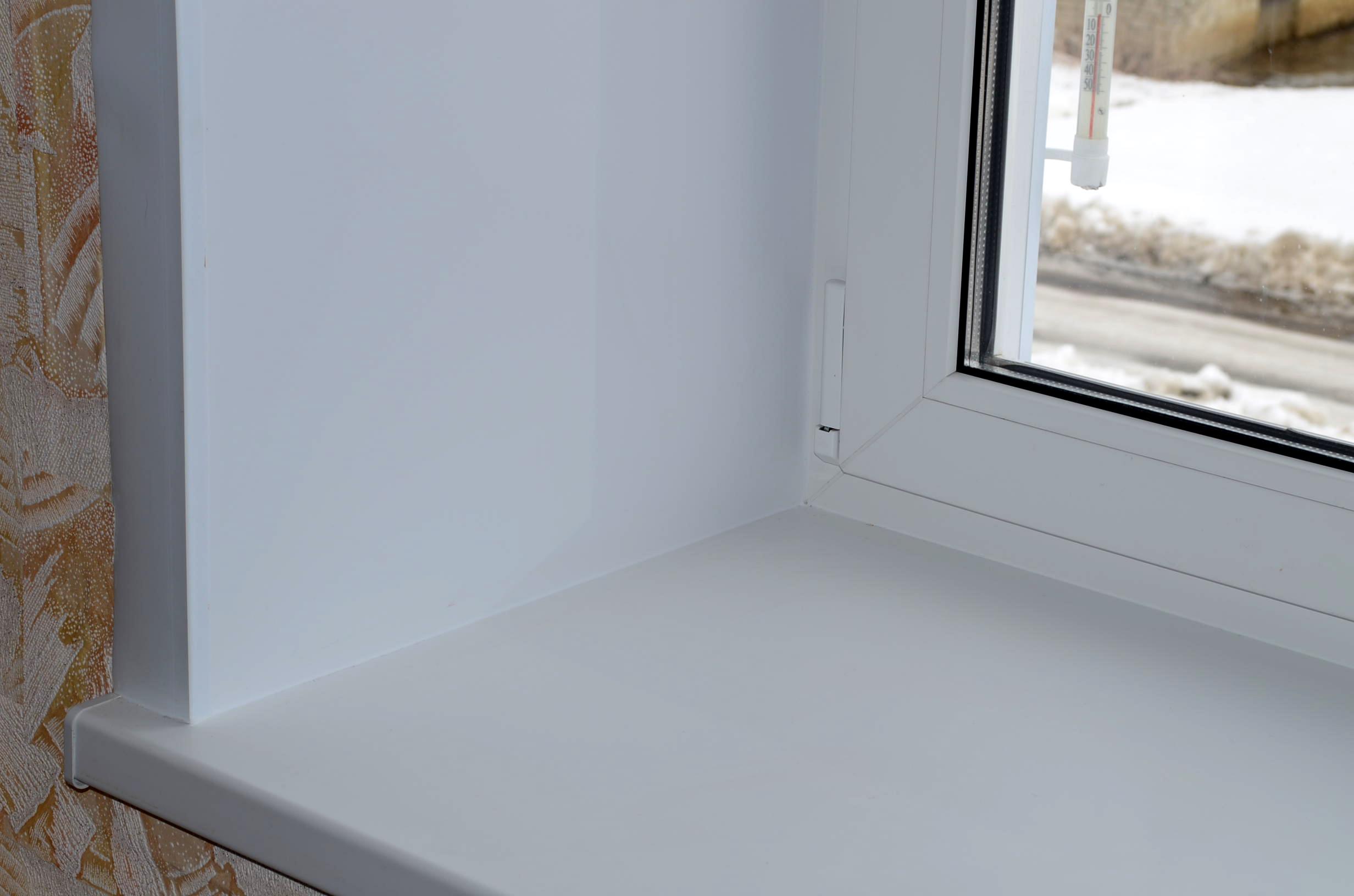 откосы для пластиковых окон внутри фото