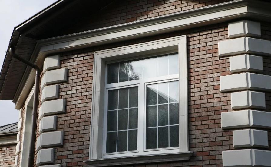 откосы на окна наружные