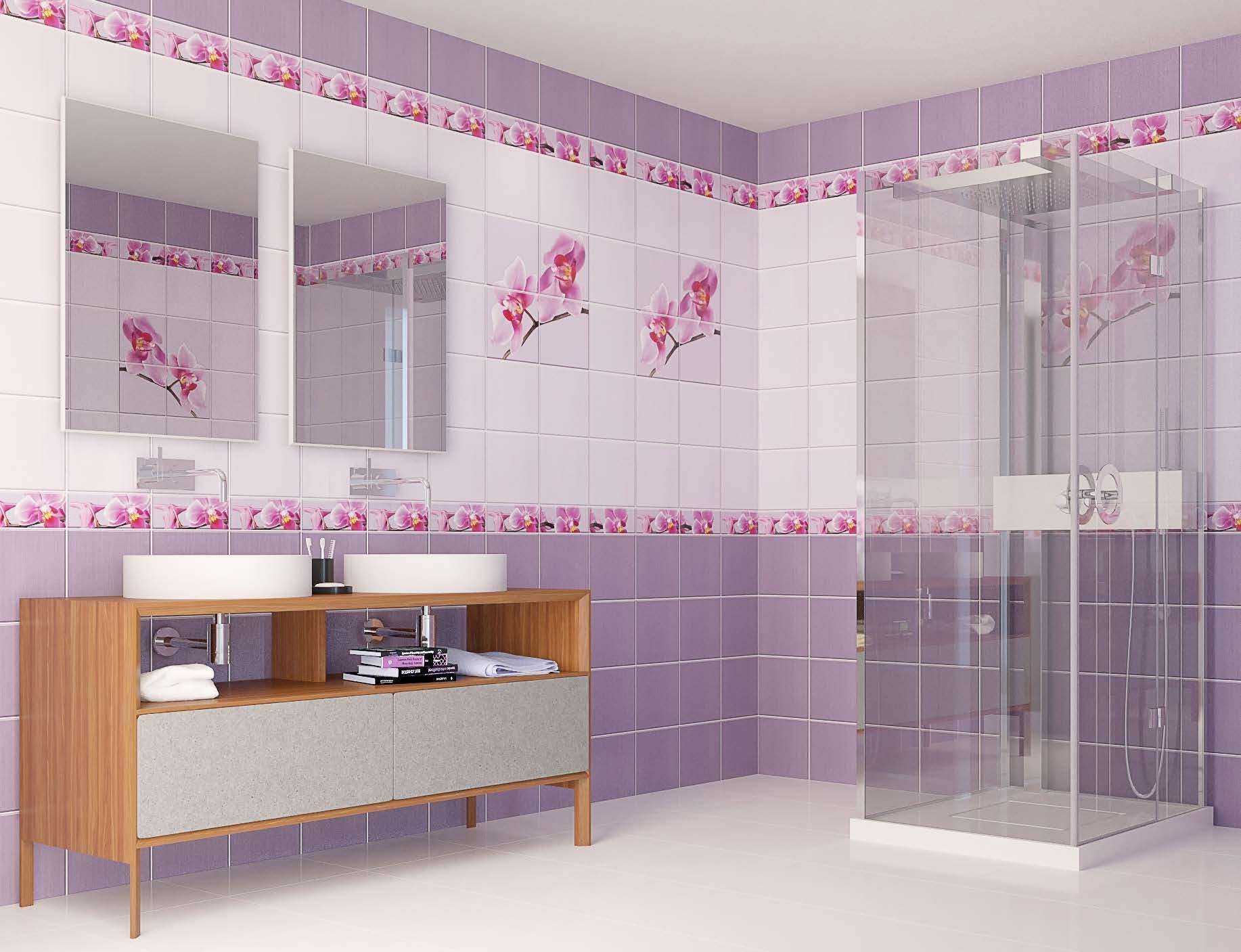 панели пвх для ванной варианты