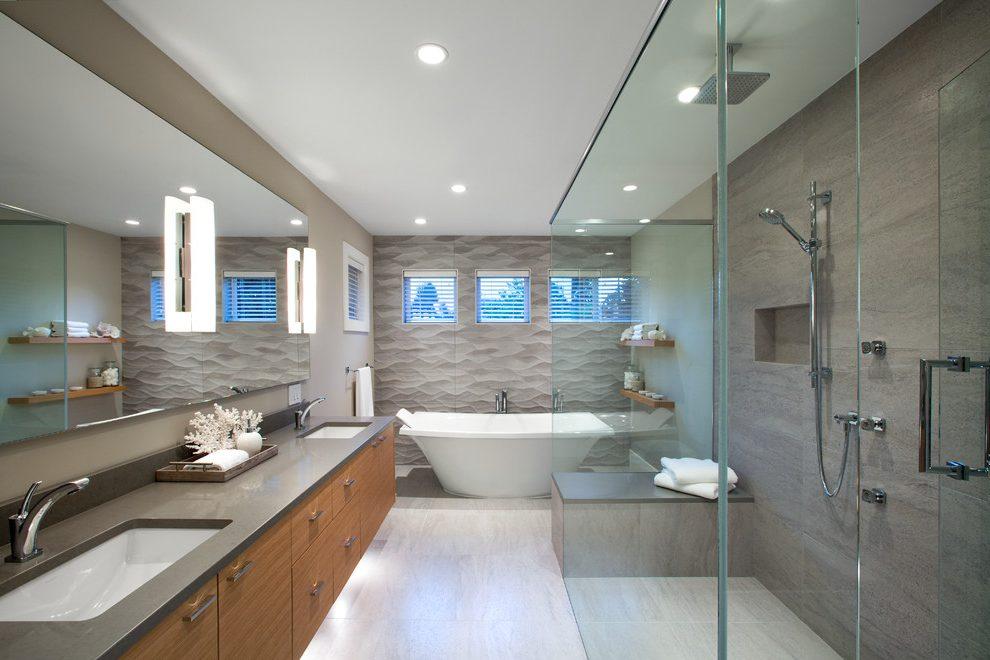 панели пвх в ванной