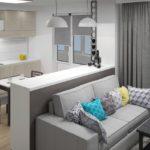 перепланировка квартиры хрущёвки