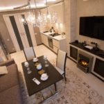 перепланировка квартиры хрущёвки идеи декора