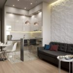 перепланировка квартиры хрущёвки интерьер фото