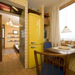 перепланировка квартиры хрущёвки идеи интерьера
