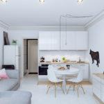 перепланировка квартиры хрущёвки оформление идеи