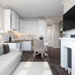 перепланировка квартиры хрущёвки идеи оформления