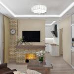 перепланировка квартиры хрущёвки дизайн