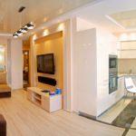 перепланировка квартиры хрущёвки фото дизайна