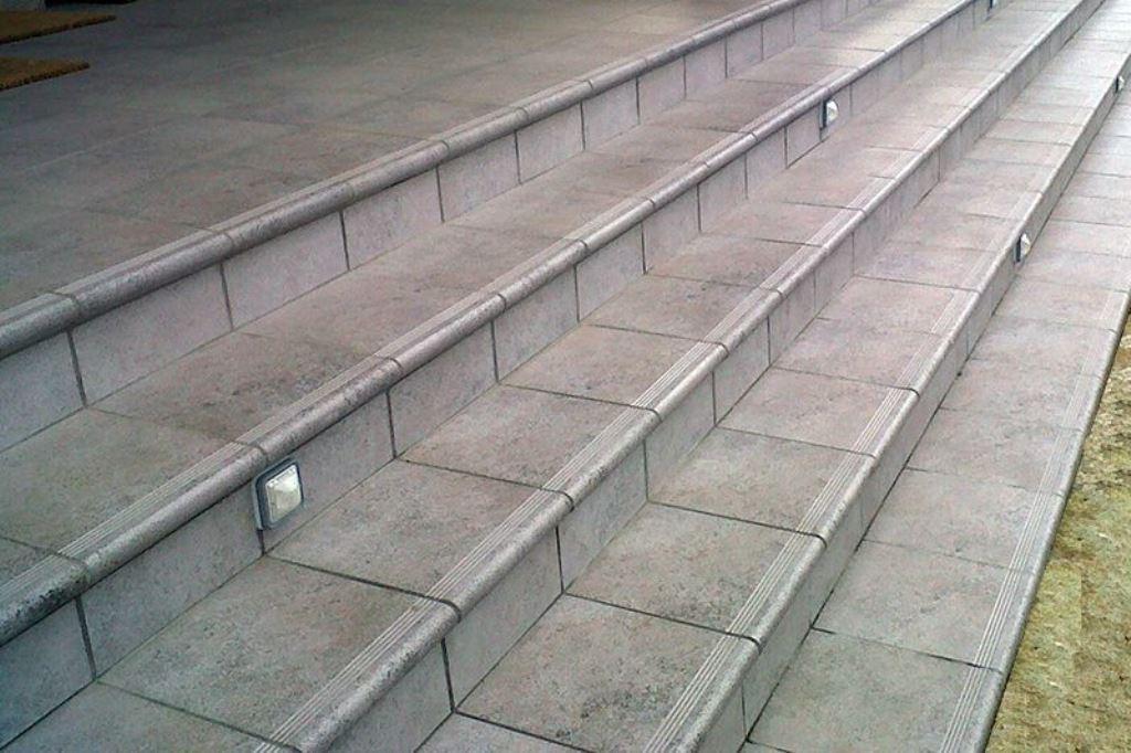 плитка для крыльца бетонная