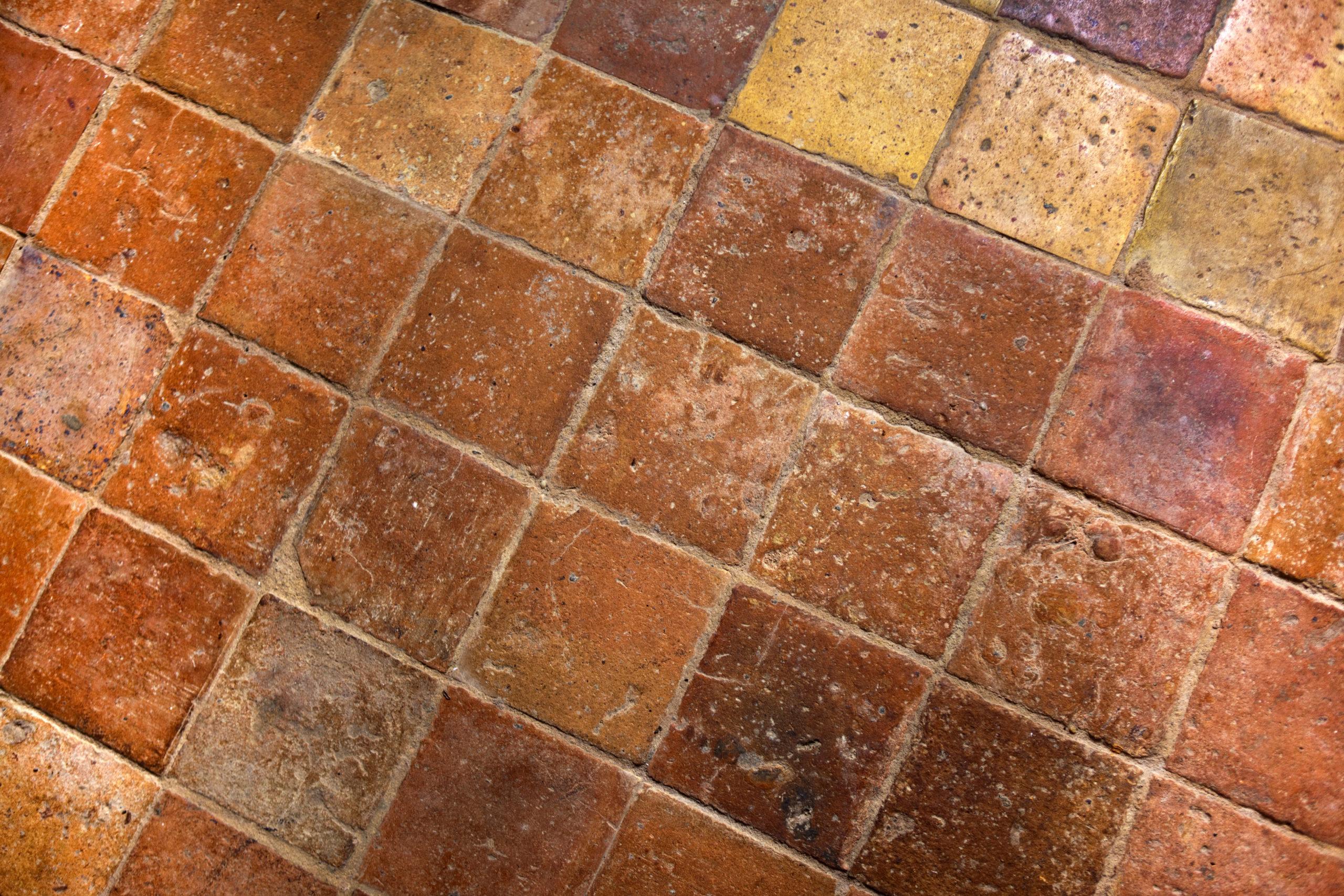 плитка для печей и каминов терракотовая