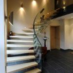 подсветка лестницы в частном доме варианты идеи