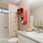 полки в ванной комнате фото интерьер