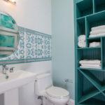 полки в ванной комнате идеи интерьер