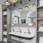 полки в ванной комнате варианты идеи