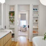 полки в ванной комнате виды декора