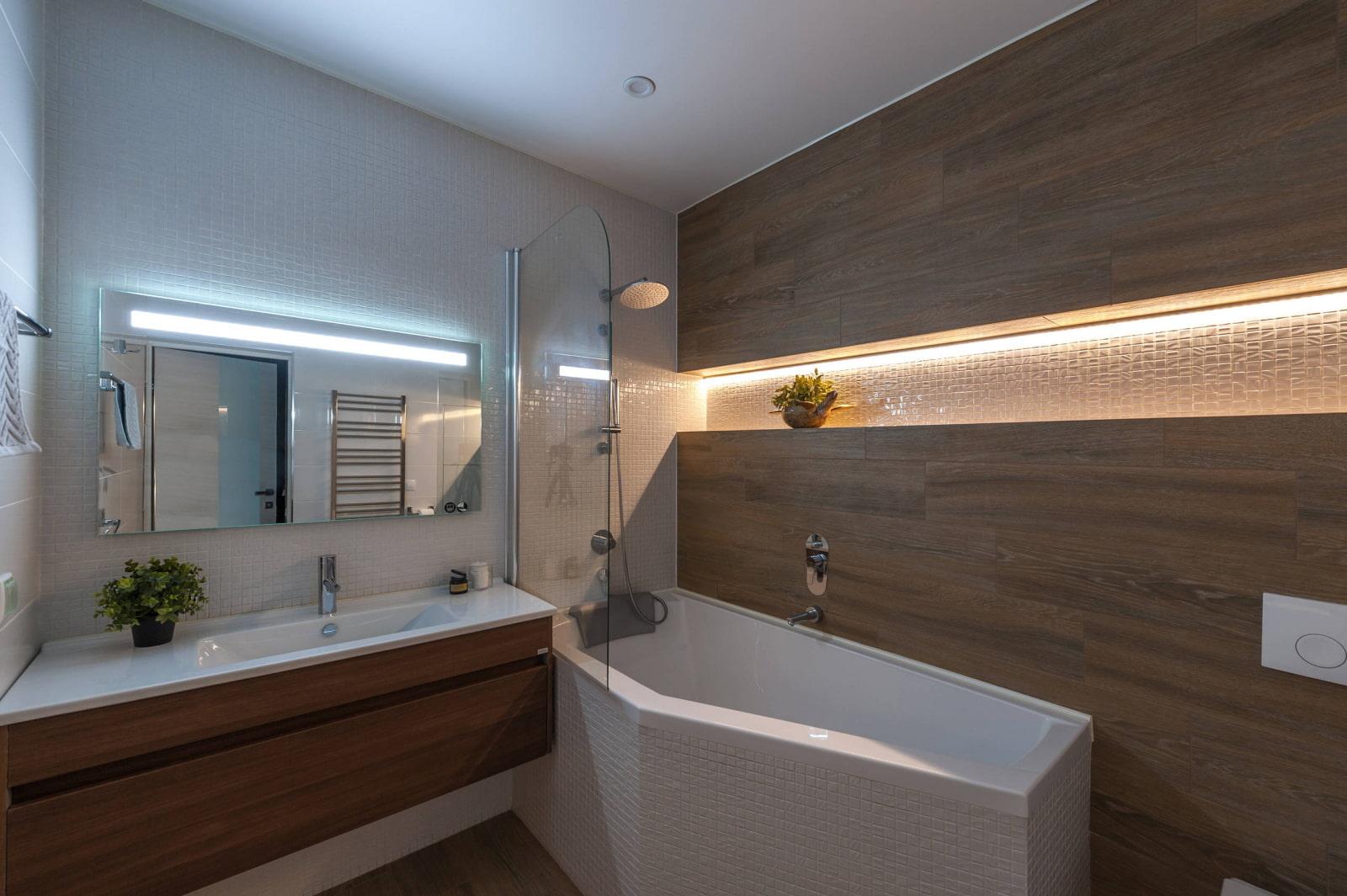 полки в ванной комнате дизайн идеи