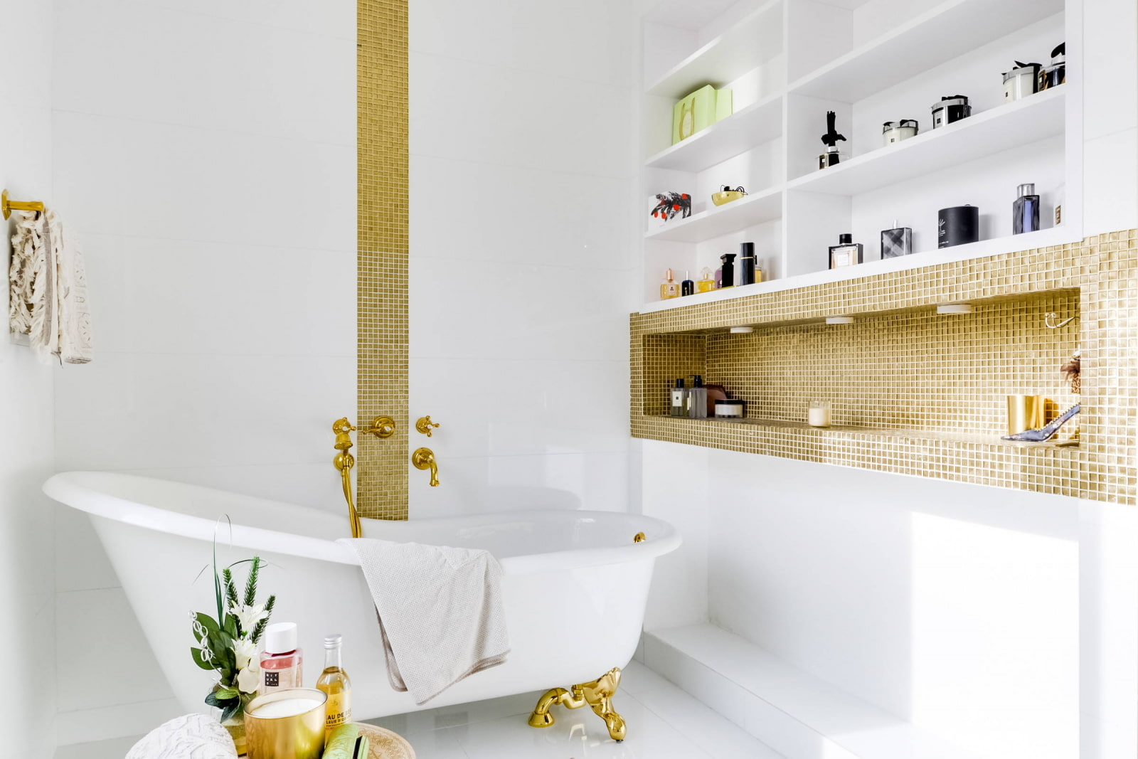 полки в ванной комнате фото дизайна