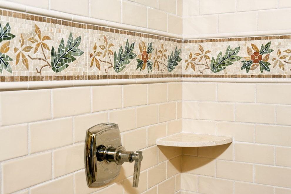 полки в ванной комнате угловые