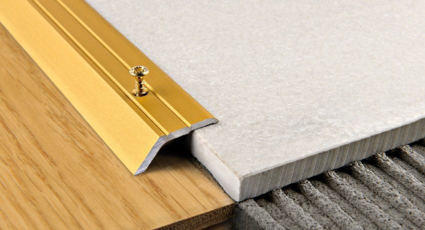 порожек стыковочный для плитки и ламината