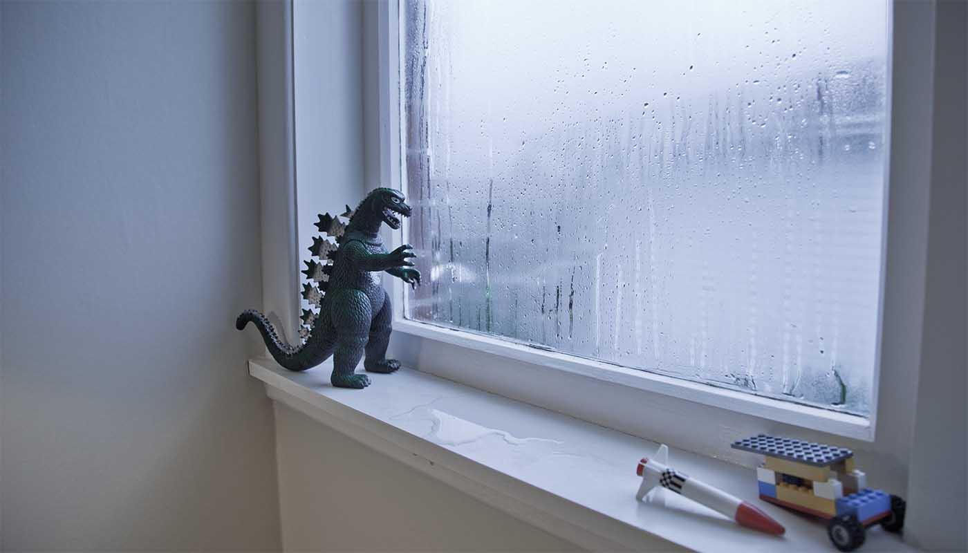потеют пластиковые окна причины
