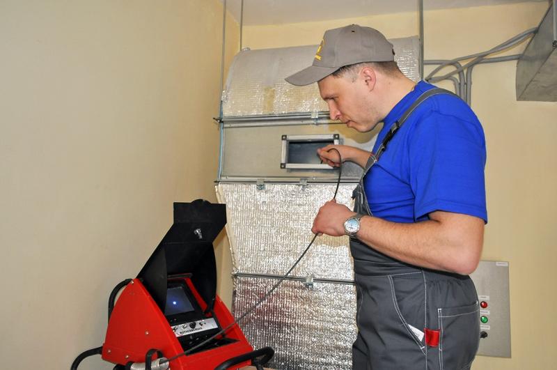 проверка систем вентиляции