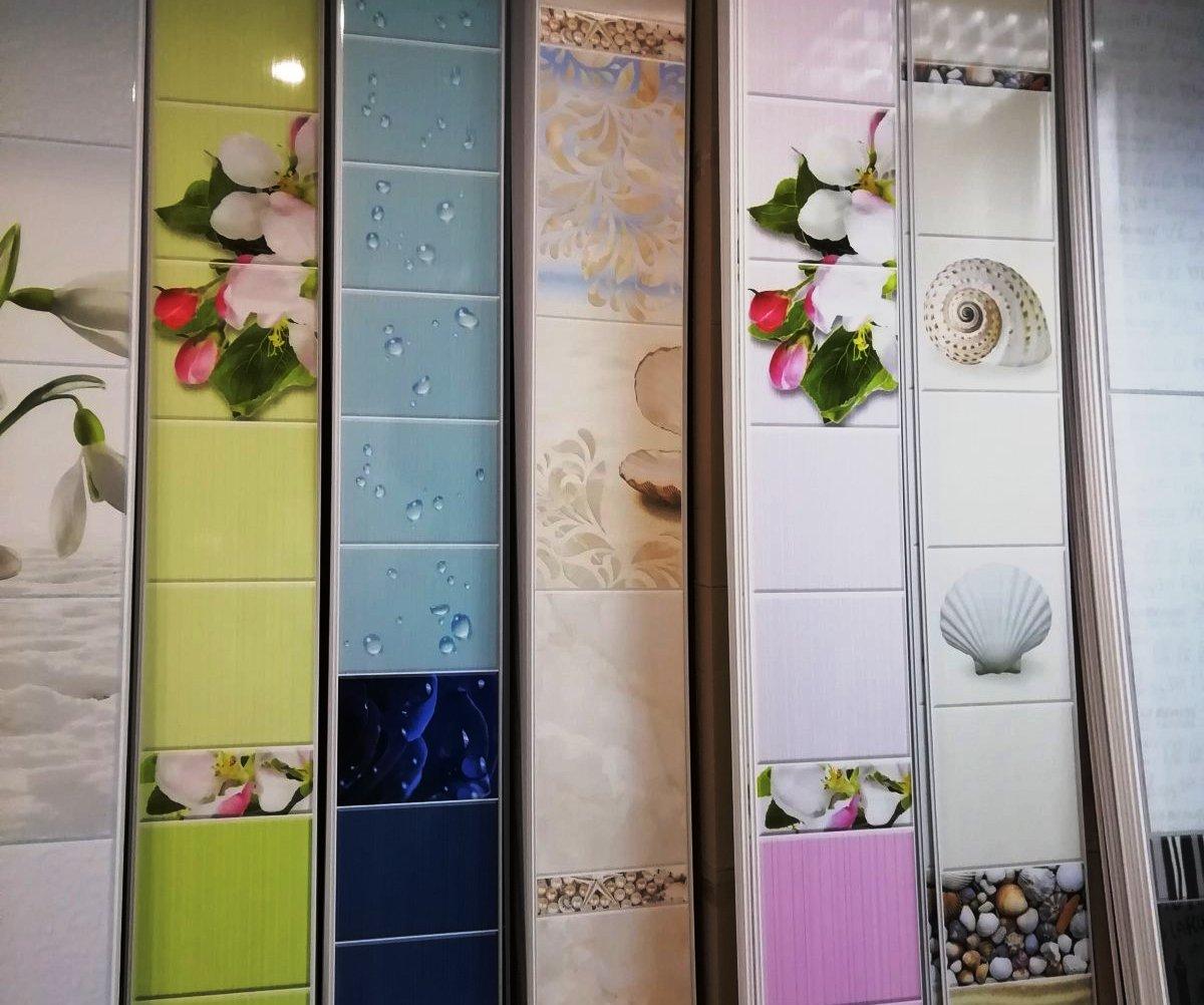 пвх панели для ванной фото