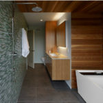пвх панели в ванной комнате фото
