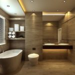 пвх панели в ванной комнате идеи дизайна