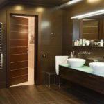 пвх панели в ванной комнате декор идеи