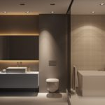 пвх панели в ванной комнате оформление фото