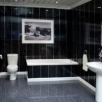 пвх панели в ванной комнате варианты