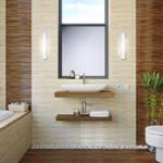 пвх панели в ванной комнате варианты фото
