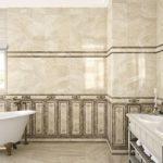 пвх панели в ванной комнате виды