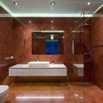 пвх панели в ванной комнате идеи виды