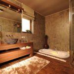 пвх панели в ванной комнате виды декора