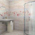 пвх панели в ванной комнате дизайн фото