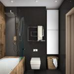 пвх панели в ванной комнате фото дизайн