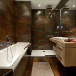 пвх панели в ванной комнате фото дизайна