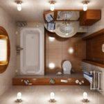 пвх панели в ванной комнате идеи дизайн