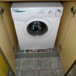 раковина над стиральной машиной варианты дизайна