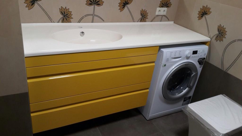 раковина над стиральной машиной фото дизайн