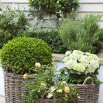 садовые вазоны для цветов