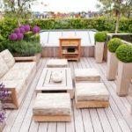 садовые вазоны для цветов идеи дизайна