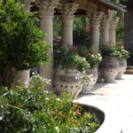 садовые вазоны для цветов декор