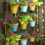 садовые вазоны для цветов фото оформления