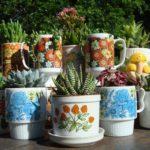 садовые вазоны для цветов идеи оформление